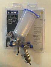 Kobalt HVLP Air Paint Sprayer Gun #0192525