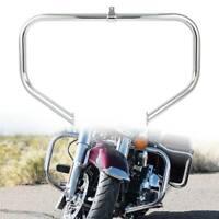 Engine Highway Crash Guard Bar Fit For Harley Road Glide Custom FLTRX 2010-2020