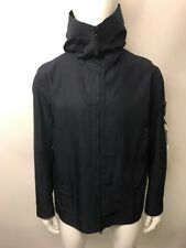 Stone Island Jacket Size XL Navy Water Repellent Supima Cotton  Model: 661541125