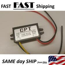 DC DC Converter Regulator 12V to 5V 3A 15W  --- Fast Ship from Ohio