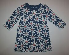 New Gymboree Daisy Flower Fleece Dress 12-18m NWT The Daisy and the Tiger