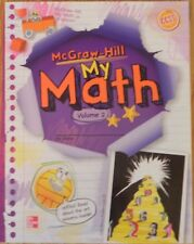 Elementary Math Connects McGraw-Hill My Math 5th Grade 5 Volume 2 Student Ed...