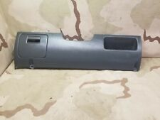 92-96 OEM FORD F150 F250 F350 Dark Gray Lower Dash Fuse Panel Trim Cover
