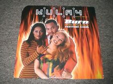 "Kulay~Burn~1999 Electronic House 12"" Single~Norman Cook~Judge Jules~FAST SHIP!!"