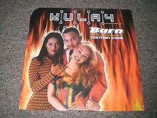 "Kulay~Burn~1999 Electronic House 12"" Single~Norman Cook~Judge Jules~FAST SHIP!!"