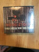 Woodstock Two 2CD Set US BMG Music Club Issue Needs New Jewel Case