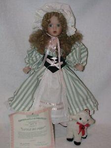 Little Bo Peep By Doll Artist Wendy Lawton