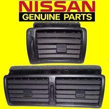 GENUINE NISSAN SKYLINE GTR R32 BNR32 AIR CONDITIONING HEATER DASH VENTS GTS OEM