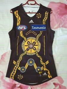 2020 Player Issue James Cousins Hawthorn Indigenous Guernsey
