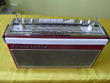 Schaub Lorenz Kofferradio Weltempfänger Touring 80 rot