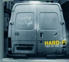 (DM716) Hard-Fi, Tied Up Too Tight - 2005 CD