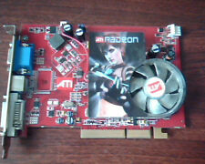 AGP card ATI Radeon X1300 Pro 256M 102G016603 Video DVI VGA NTSC