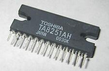 Toshiba TA8251 Bipolar, Linear, 4ch, Audio Power IC 30W Amp .02% THD Quad Car AH