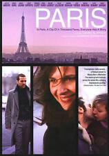 BINOCHE,JULIETTE-PARIS  DVD *** Like New Fast Free Ship ***