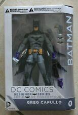 DC DESIGNER SERIES BATMAN ZERO YEAR ACTION FIGURE GREG CAPULLO