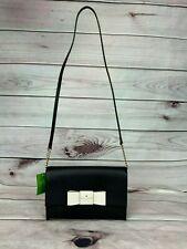 Kate Spade WKRU4866 Robinson Street Zanni Crossbody Bag in Black/cement