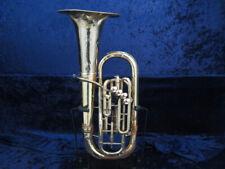 C.G. Conn Connstellation 4 Valve Euphonium Ser#M95474 Plays Very Well