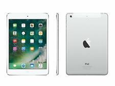 Apple iPad mini 2 iOS Tablet-PC WiFi + Cellular 64GB Bluetooth 4.0 Kamera silber