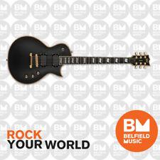 ESP LTD EC-1000 VB Electric Guitar Deluxe Satin Black Vintage with EMGs EC1000VB
