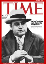 AL CAPONE 8X10 PHOTO MAFIA ORGANIZED CRIME MOBSTER MOB RARE MAGAZINE PICTURE '29