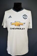 5+/5 Manchester United jersey medium shirt adidas 2016 third Soccer Football