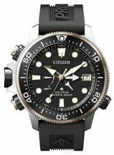 NEW Citizen Eco-Drive Promaster Aqualand Strap Mens Limited Watch BN2037-03E