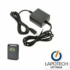 ADATTATORE AUTO GPS  POWER ADAPTER TRACKER TK102 TK 102