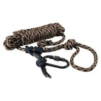 Heavy Duty 1-pack Braided Nylon Rope Safe Climb Safety Rope Hunting Accessory