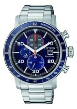 CITIZEN CA0640-86L Eco-Drive Mens Solar Watch WR100m Chronograph RRP $450.00