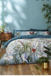 Accessorize paradise tropical Super King size duvet set