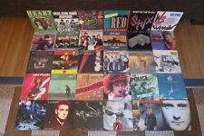 30 Singles 80er Soft Rock Classic Pop Rock Oldies 7 Schallplatten Musikbox vinyl