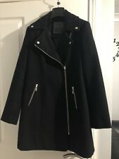 Ladies Wollen Coat New Look Size 12
