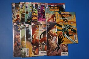 Marvel Comics MARVEL 2 IN ONE #1-12 +ANNUAL complete FANTASTIC FOUR Chip Zdarsky