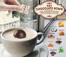 2 Boxes of Belgian Hot Chocolate Bombs (6) Check listings for other flavours