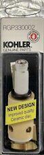 Kohler 1/4 Turn Ceramic Valvet - Hot Water Valve Stem - RGP330002 - NEW