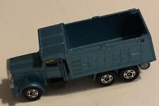 1978 TOMICA No. F63 American Dump Truck - Made in Japan - Nice
