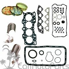 FITS: 97-01 Honda CR-V 2.0L DOHC 16V B20B4 B20Z2 Full Gasket Set *RE-RING KIT*
