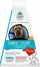 """Calm Paws Dog Caring Collar with Calming 13"""" - 17"""" L-XL"""