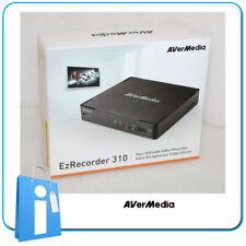 Capturadora de Video HD con Grabador AVERMEDIA Home EzRecorder 310 ER310