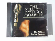 "THE MILLION DOLLAR QUARTET ""TMD SESSION"" SPANISH CD FROM ""ROCK"" COLLECTION"
