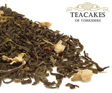 Jasmine Blossom Tea 100g Green Loose Leaf Infusion Best Value Quality