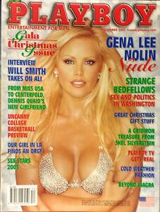 Playboy December 2001
