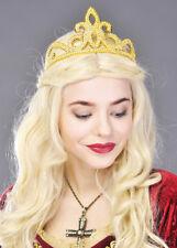 Fairy Princess Gold Plastic Tiara