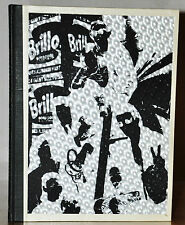 NEAR FINE 1ST/1ST EDITION~ ANDY WARHOL'S INDEX BOOK ~ ANDY WARHOL