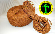 Natural Coconut Fibers Coir Ropes ECO Friendly for Hanging Pots,Bindings