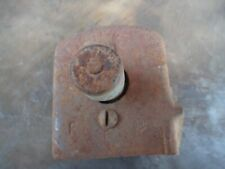 Ih International Harvester Farmall H or M Starter Button and Bracket