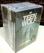 Teen Wolf: TV Series Complete Seasons 1 2 3 4 5 + 6 Part 1 Seasons 1-6 DVD NEW!!