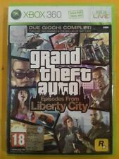 GRAND THEFT AUTO LIBERTY CITY (Episodes From) - Videogiochi per XBOX