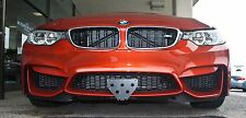 2015-2018 BMW M3 M4 - Removable Front License Plate Bracket Holder Bottom Mount