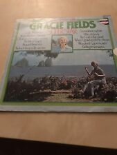 SINGALONG WITH GRACIE FIELDS SUPERSTAR VINYL LP RECORD